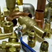 Plumbing Fittings - Brass