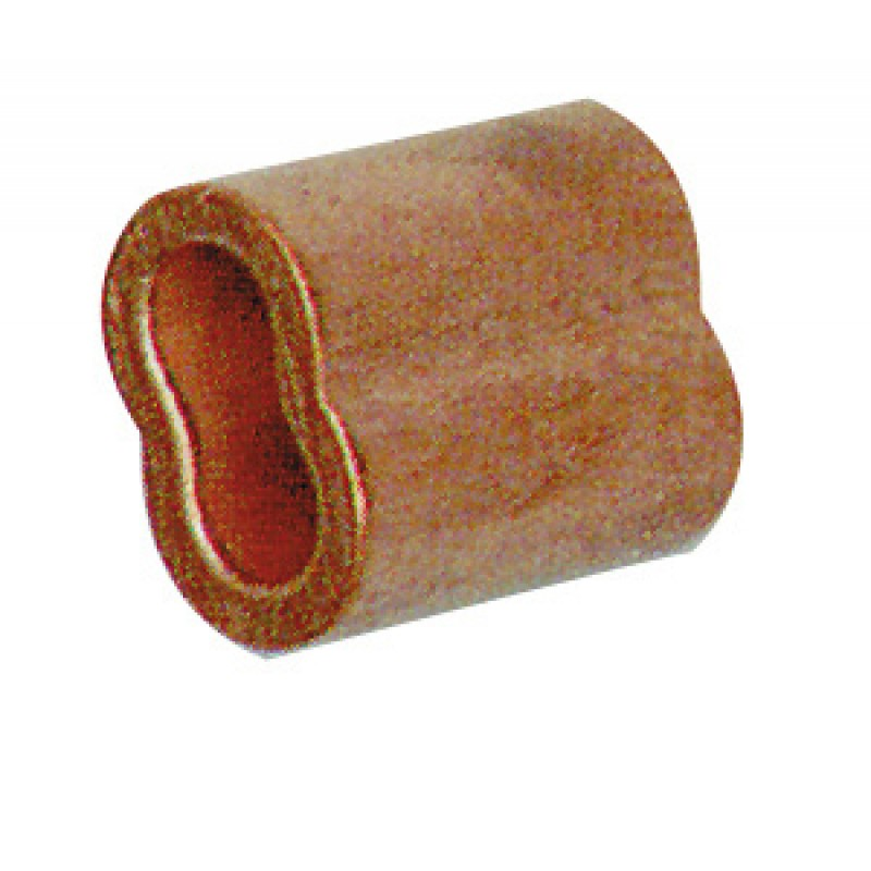 Copper cable 4mm cap