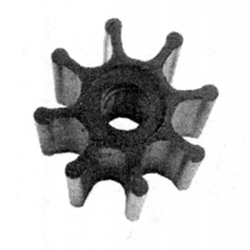 Impeller de repuesto YANMAR 127610-42200