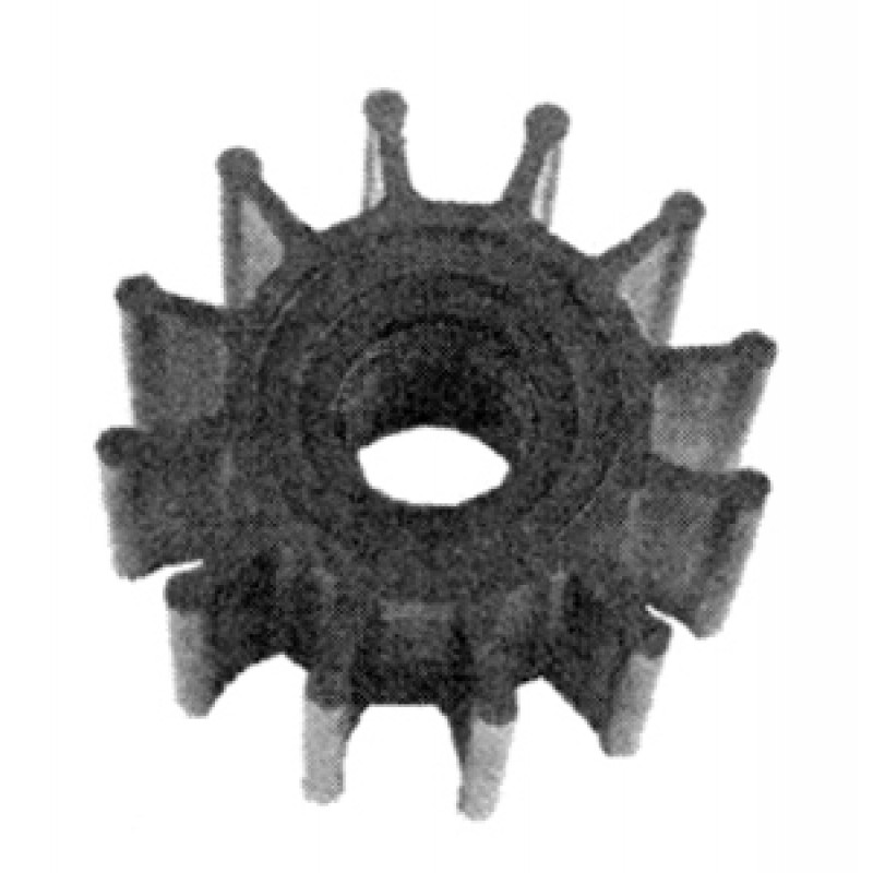 Impeller replacement VOLVO 38625673862281