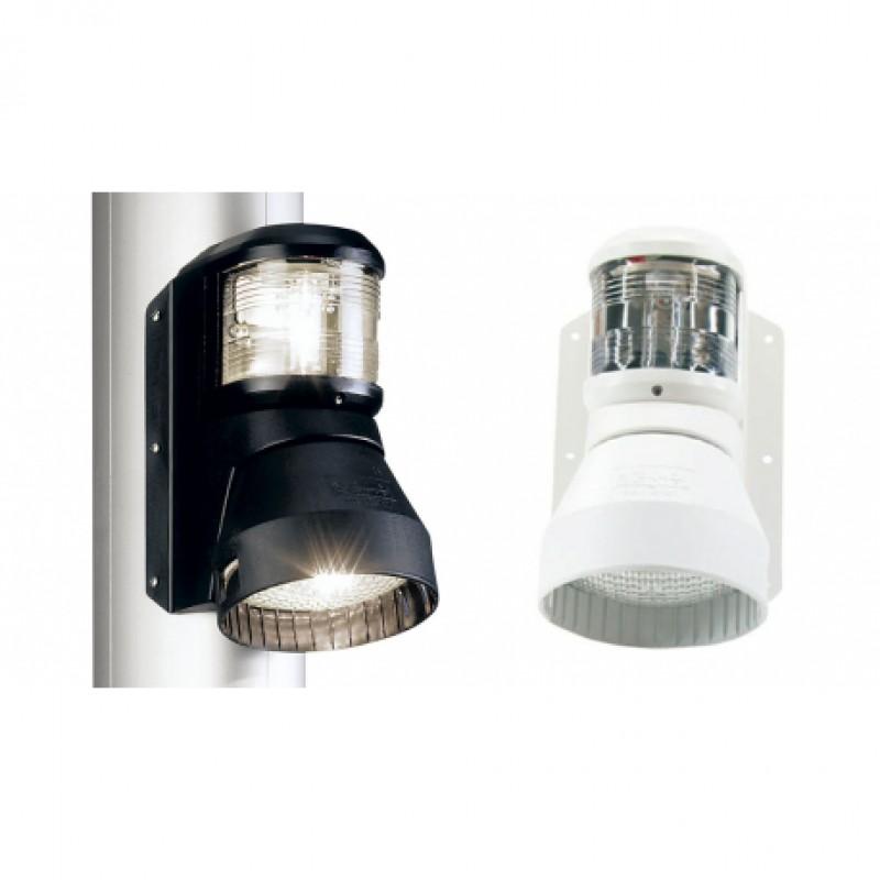 Aquasignal S41 White Masthead Light and Floodling