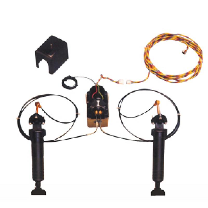 Kit electro-hidraulico 12V Flaps Bennet