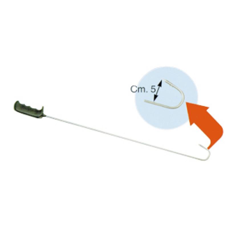 Gancho de mano para enganchar peces 700mm