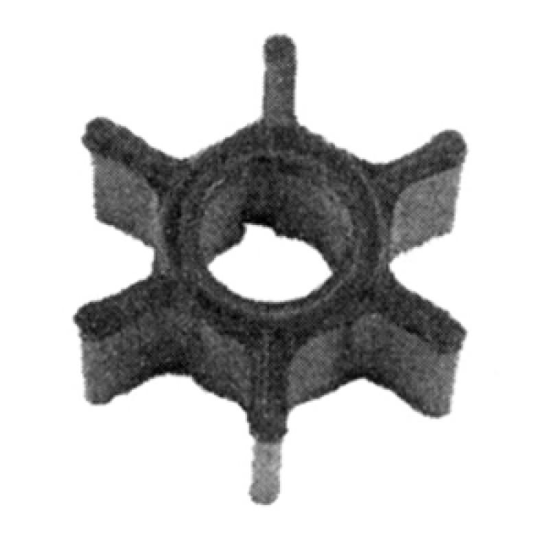 Impeller de repuesto para Johnson/Evinrude 387361