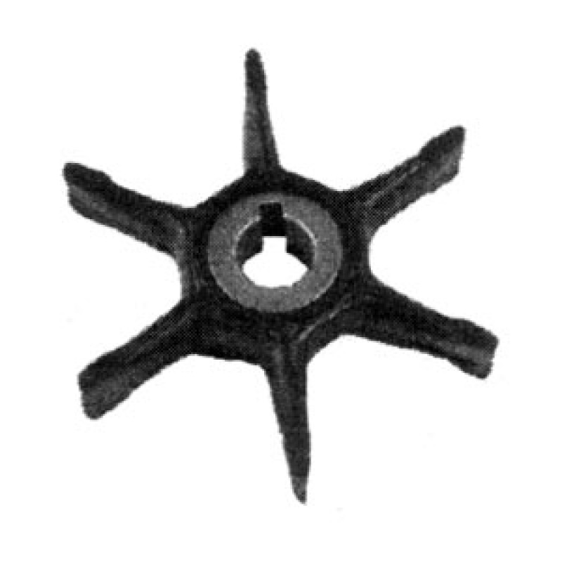 Impeller replacement for Johnson/Evinrude 775521 / 378891