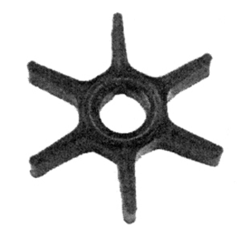 Replacement impeller for Mercury 4-stroke 9, 9-15 HP