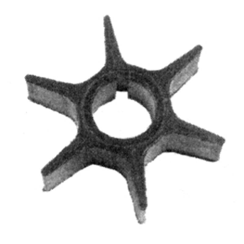 Impeller de repuesto para Suzuki 17461-95300/95301/ 95501