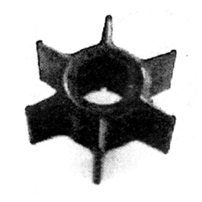 Impeller replacement for Tohatsu 3 c 8-6521-2