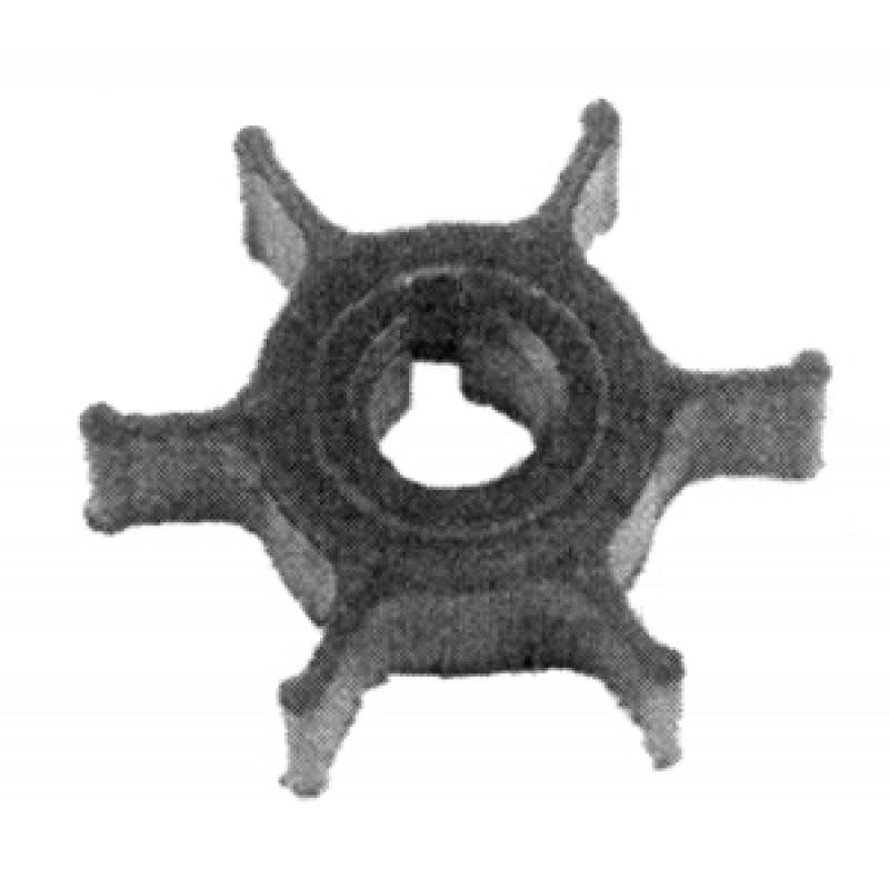 Impeller replacement for Yamaha 646-44352-01