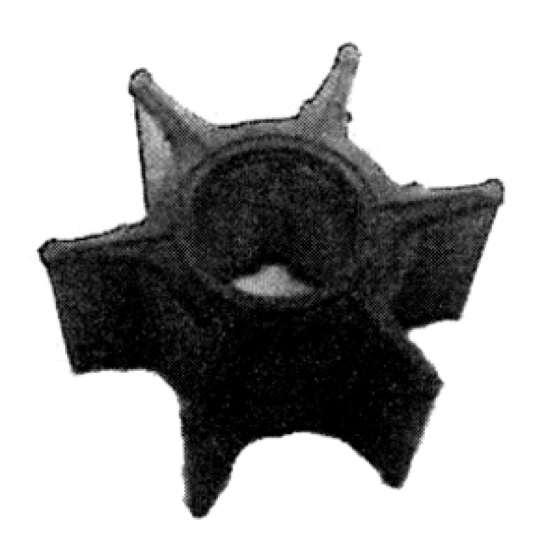Impeller replacement for Yamaha 67F-44352-01