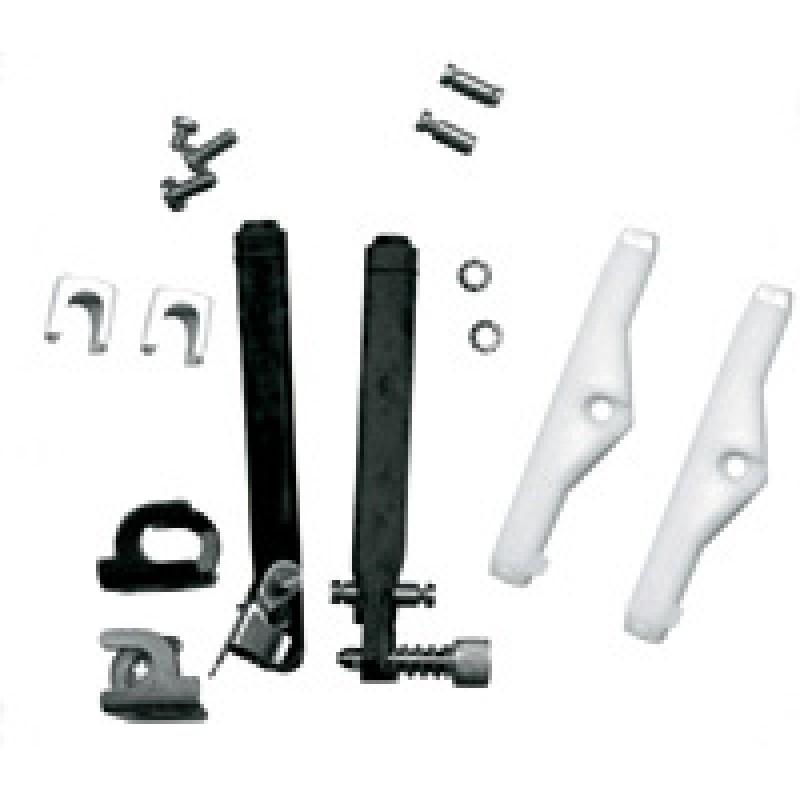 Kit K24 Ultraflex para conexion Cables Morse C4 a Volvo Penta