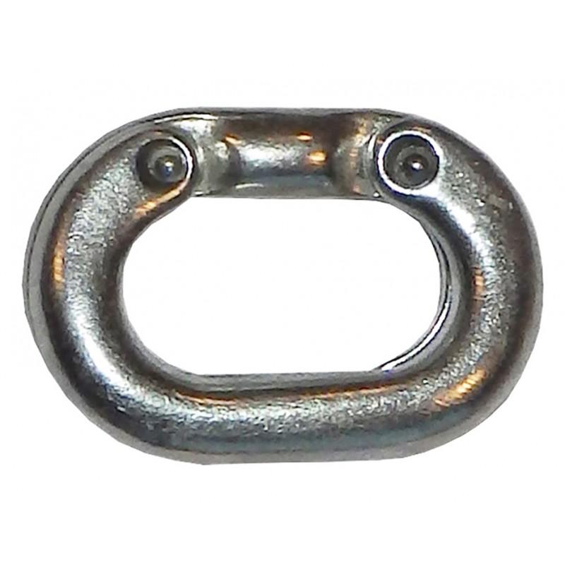 Falsa Malla Galvanizada para Cadena calibrada 6 mm