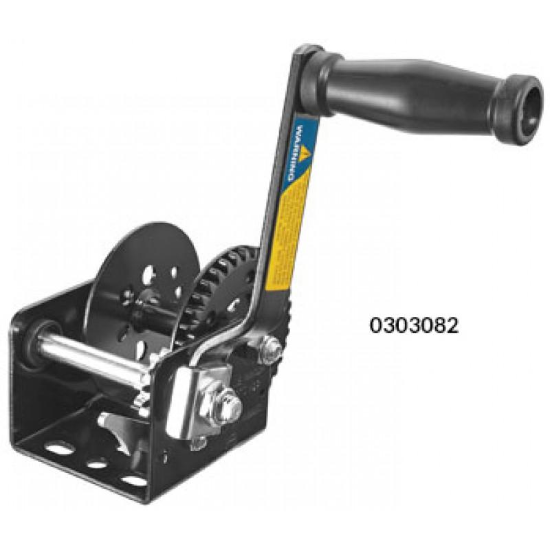 Cabrestantes Manuales Galvanizados y Lacados kg 1100