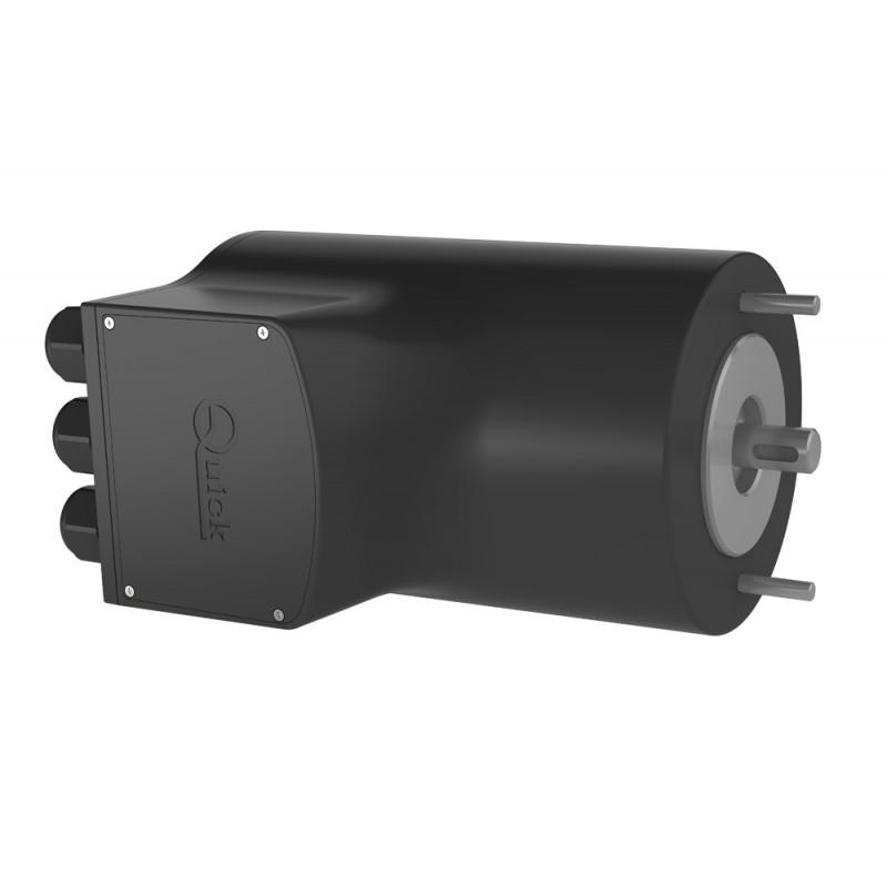 Motor Repuesto Molinetes Quick 12 volt-500 wt