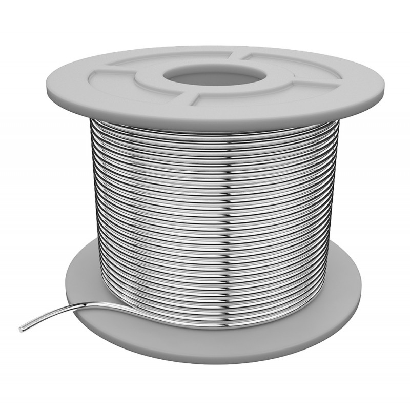 Aisi 316 Wire Rope - 49 Yarns Ø Mm.3