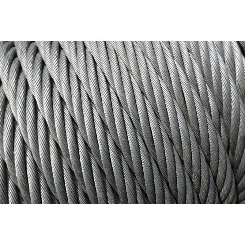 Cordón-cable de acero inoxidable de 49 hilos Ø Mm.8