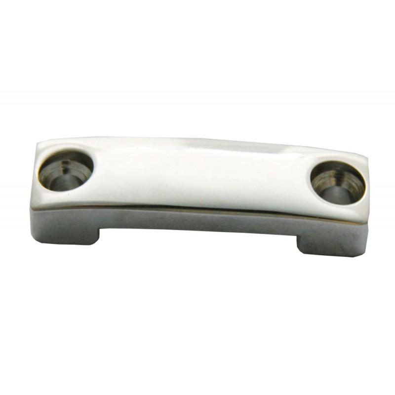 Puente de acero inoxidable para cinchas de 30 mm