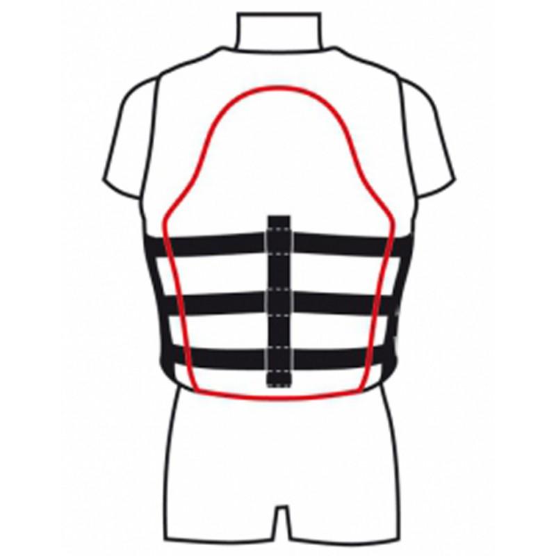 Chaleco salvavidas deportivo JET- PRO Talla XL +80 kg