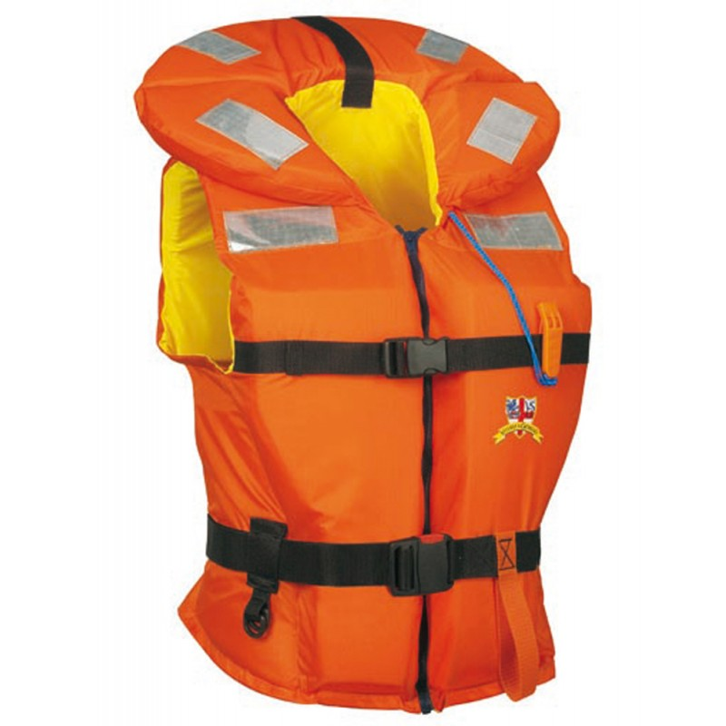 Lifejacket jacket MARTINIQUE 70 / 80 KG 150 Newtons