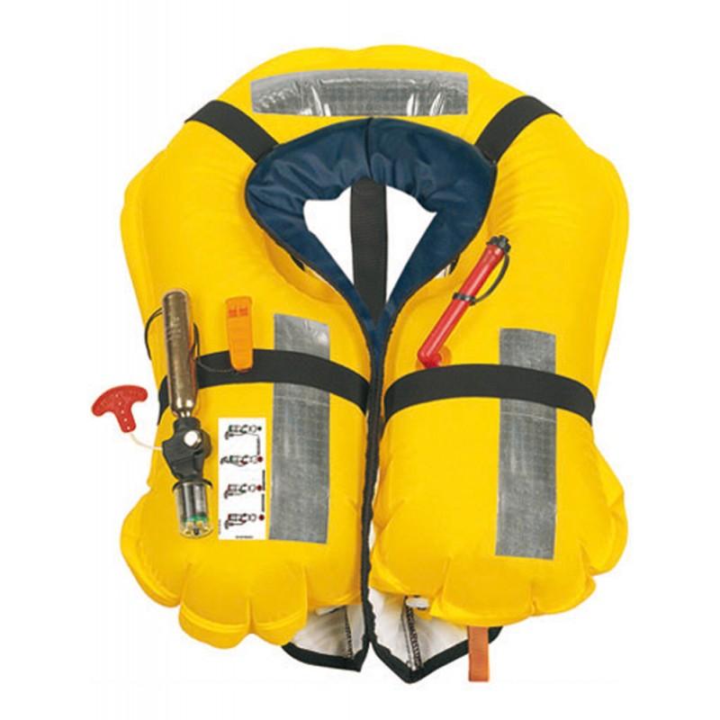 Inflatable vest classic SKIPPER automatic 150N + 40kg