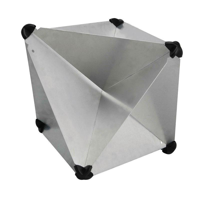 Reflector Radar plegable Aluminio 340x340x470