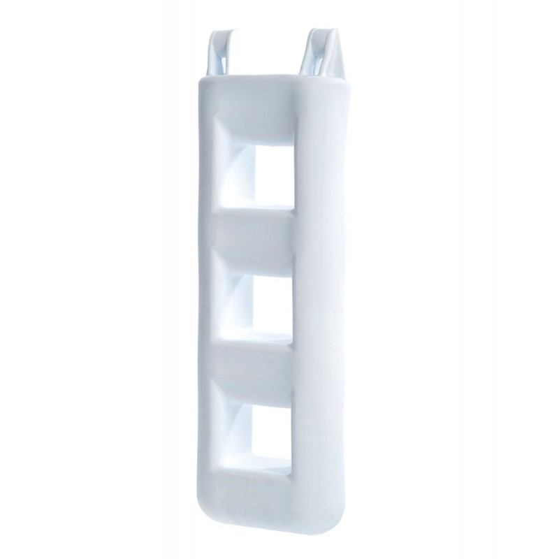 Inflatable ladder fender 3 steps