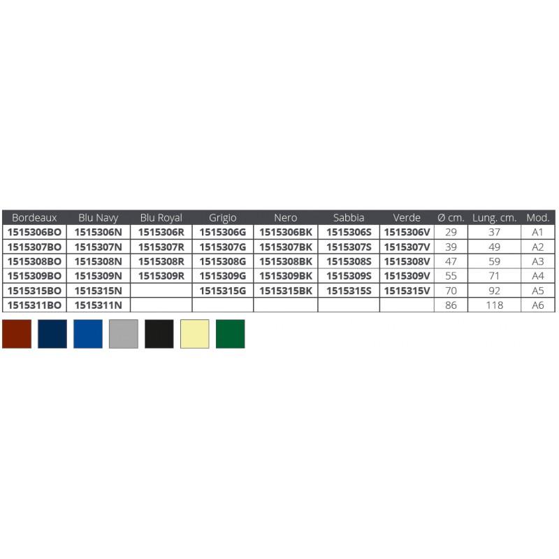 Funda para Defensa-Boya Polyform A5 color verde
