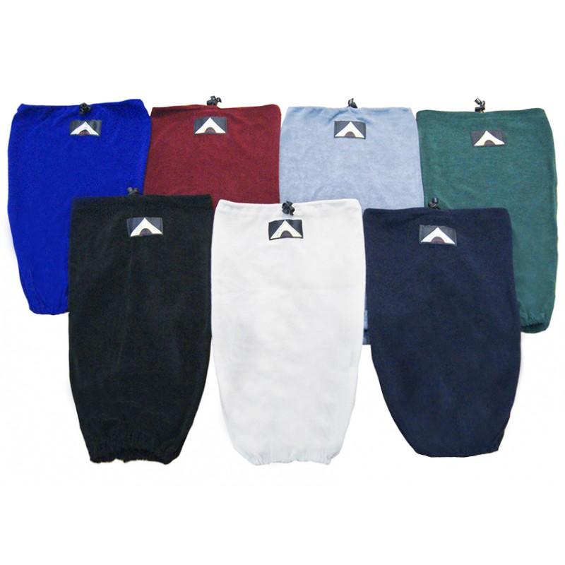 Sleeve or sock for defenses 24 x 70cm Green