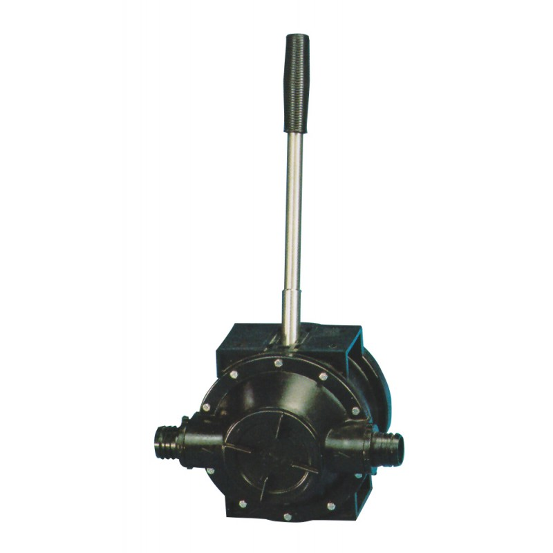 Manual bilge pump with lever for 50lt/min