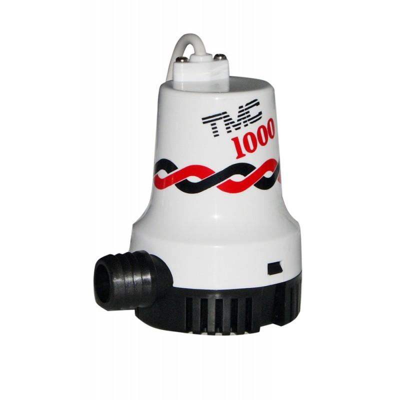 TMC 1000 submersible bilge pump, 24v x 4000 Lt/hour