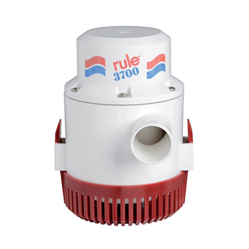 RULE 3700 bilge pump 24v x 14000 litres / hour