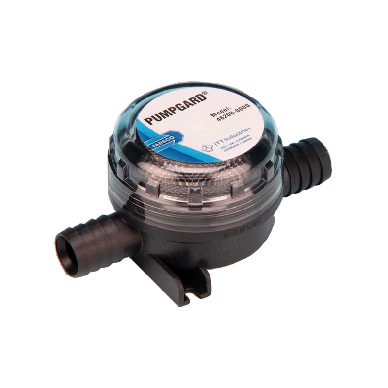 Filtro Náutico Jabsco circuitos de agua 20 mm