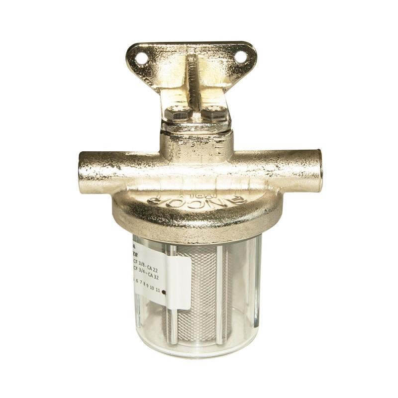 Filtro Agua Makrolon CF 3/8 60lt/min