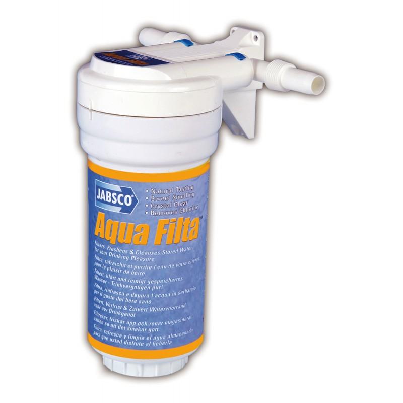Filtro Náutica de Agua JABSCO AQUA FILTA