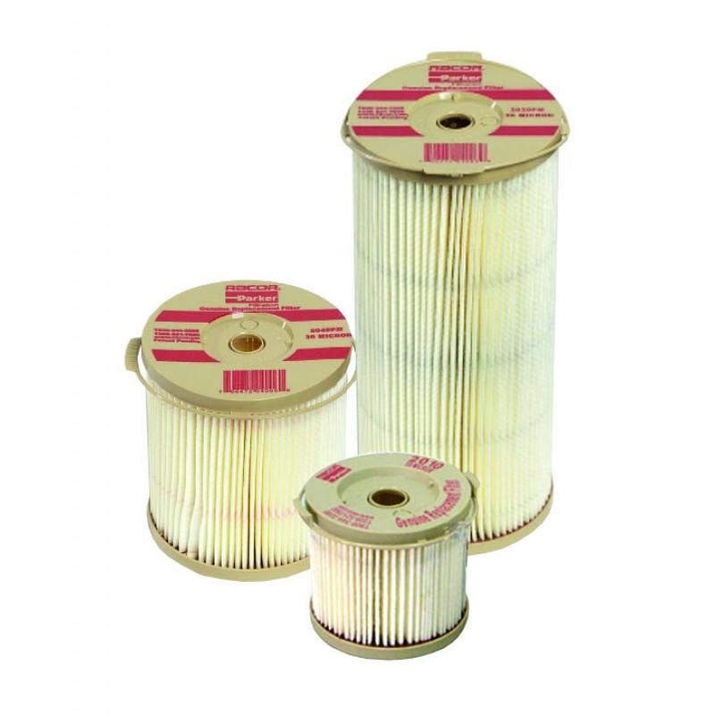 Repuesto Racor 30 micras para Filtro Marino separador agua/diesel Racor 1000 MA