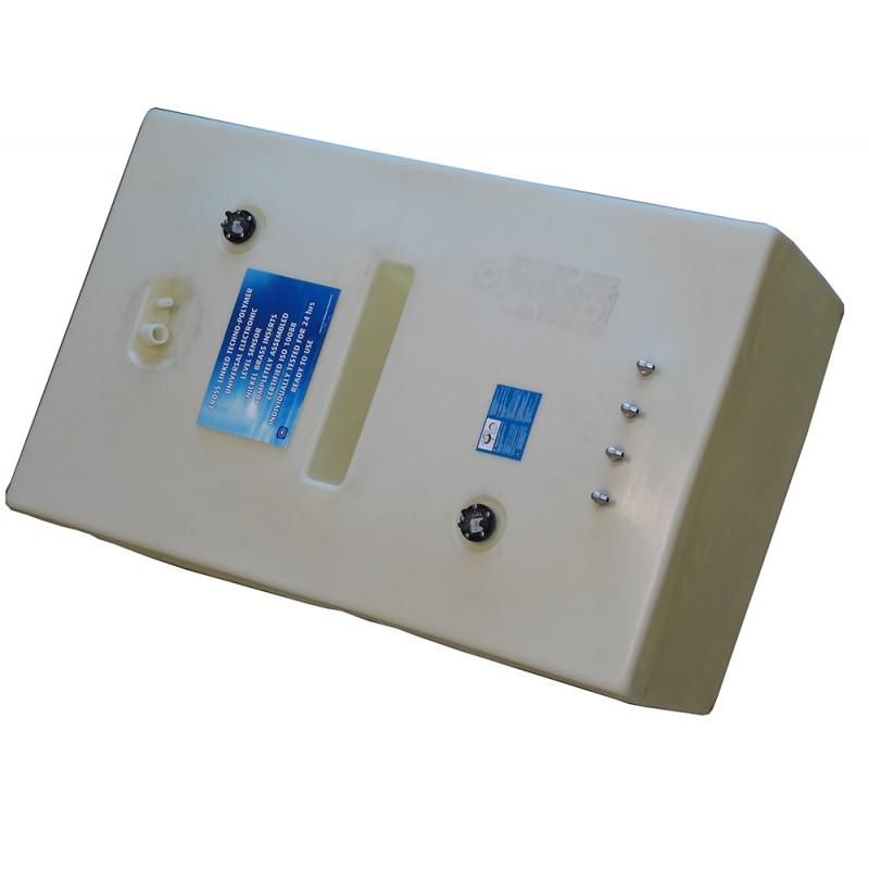 Deposito de Combustible Polietileno, Certificado CE 450lt