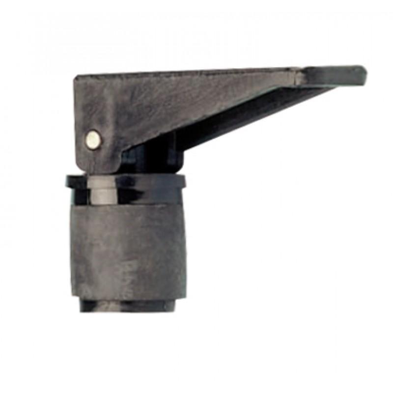 Tapon Nautico de Expansion negro 22 mm