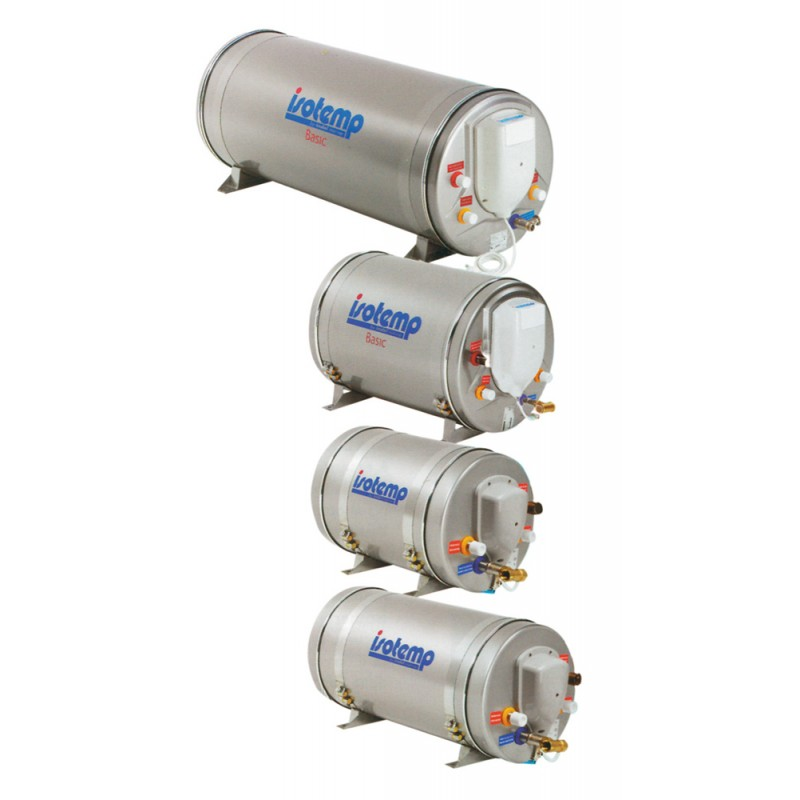 Stainless steel water heater Isotemp Basic 50 Lt