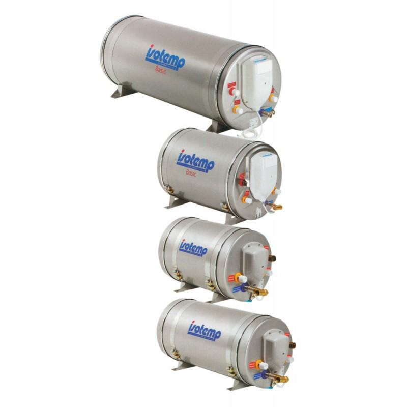Calentador de agua de acero inoxidable Isotemp Basic 50 Lt