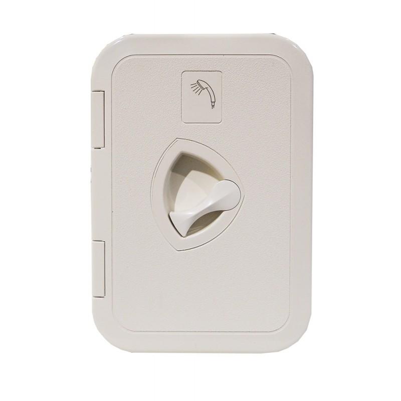 Caja con puerta para Ducha 245x170x110 mm