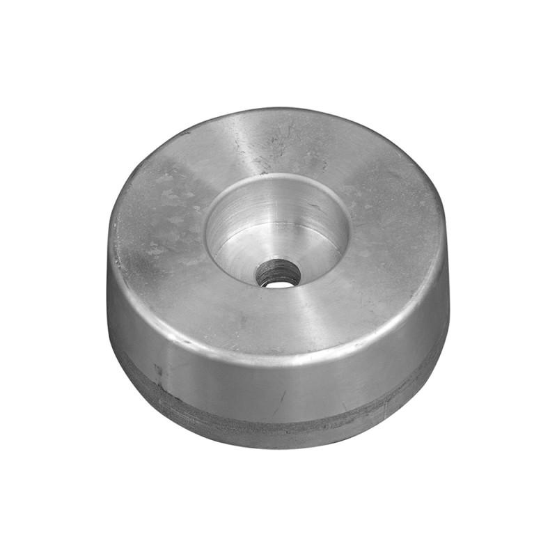 Zinc anode disc for stern Ø MM.100