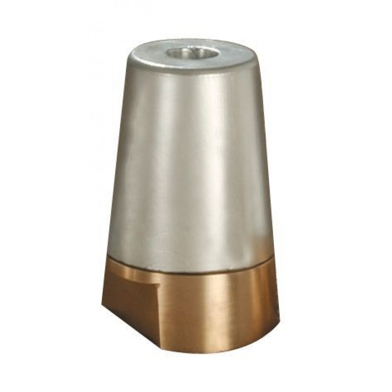 Anode Radice with brass 40mm base