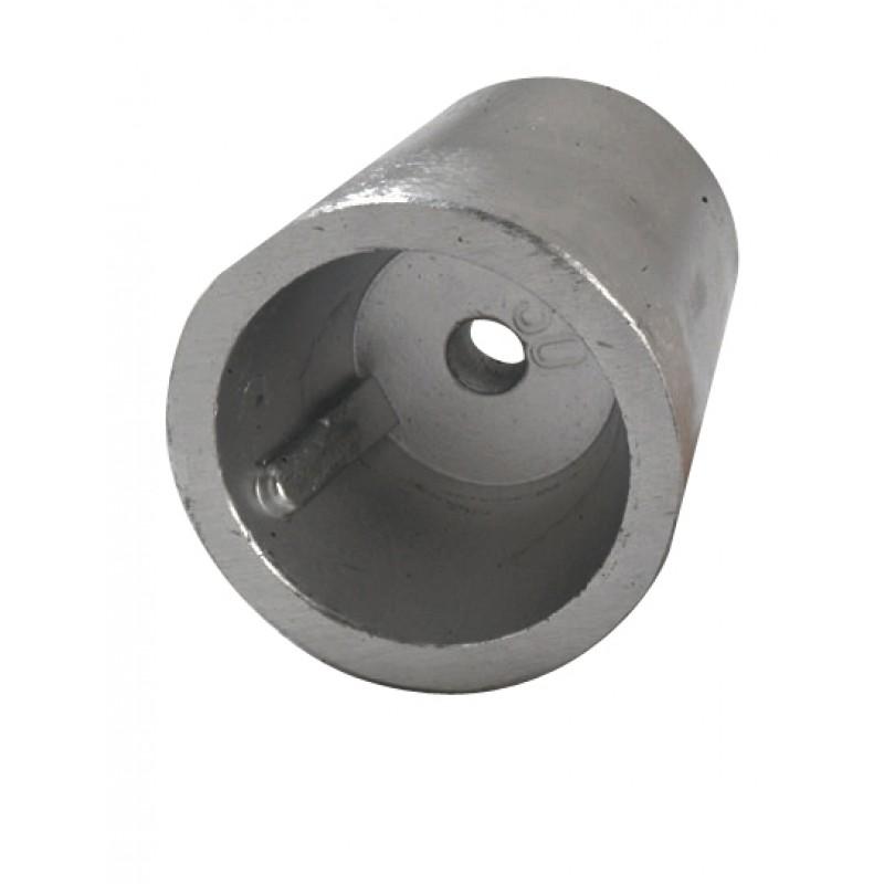 Anodo de zinc eje Beneteau Ø 110 Mm