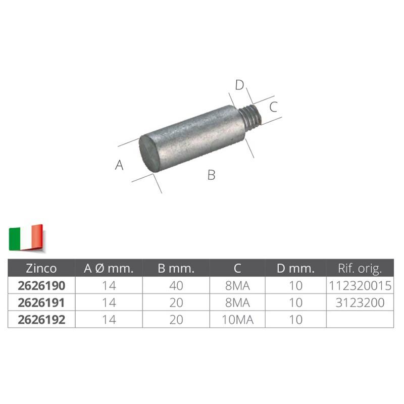 Cooler anode VM 10MA, a L20