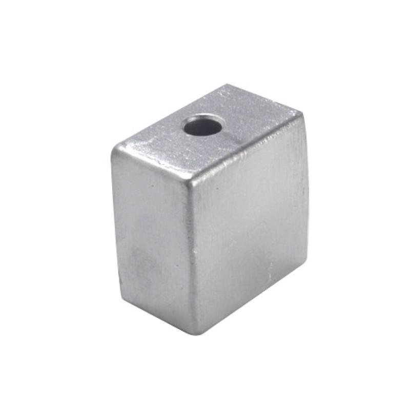 Anodo cubo de aluminio para motores O.M.C + Johnson & Evinrude 50-225 HP 393023-436745