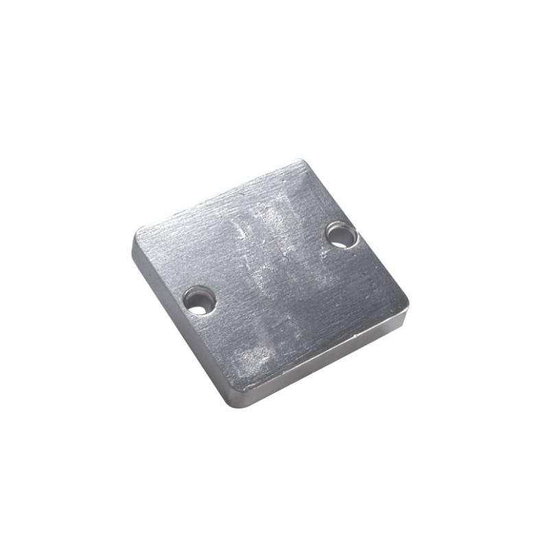 Anode Mercury - Mercruiser Stern plate 64x64x10mm