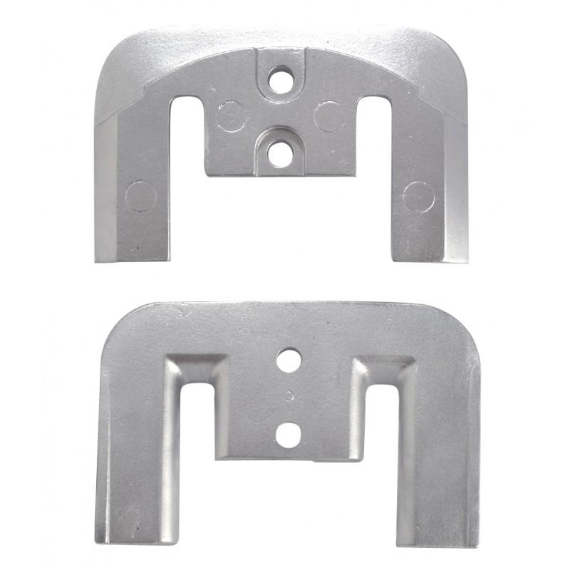 Anodo aluminio para motor Mercruiser BRAVO I-II-III , 821630 Q1