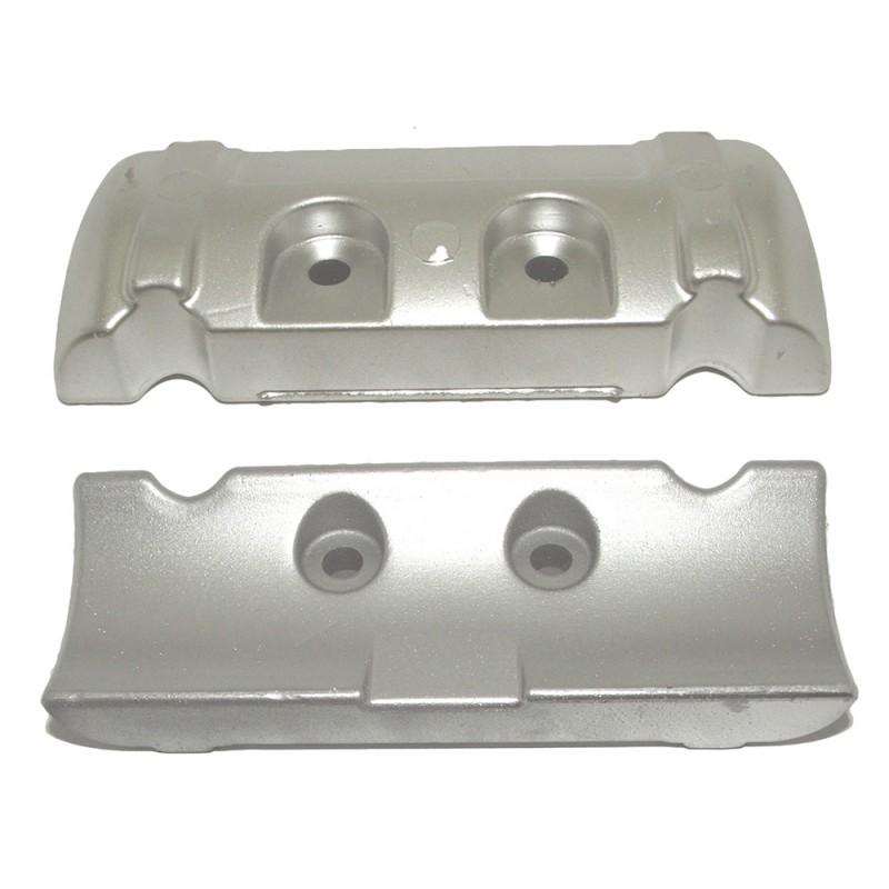 2-Aluminum plate 215-275 Verado