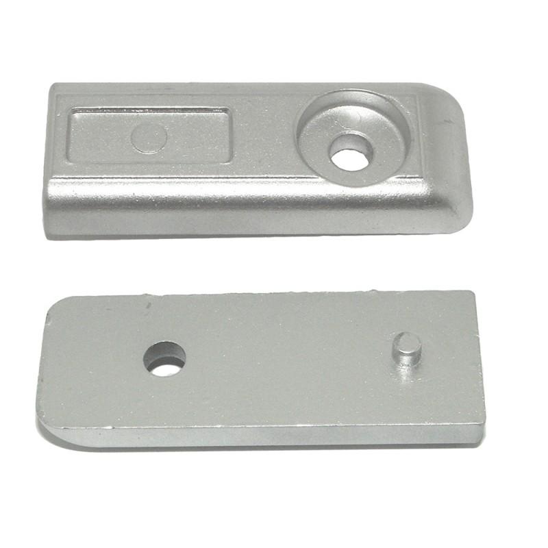 Anodo Mercury placa para Verado 215-275