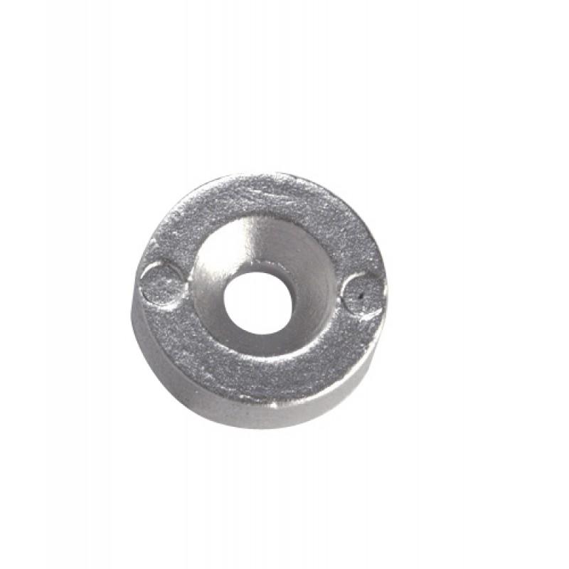 Anode aluminum small for Yamaha-Mariner 2/25 hp